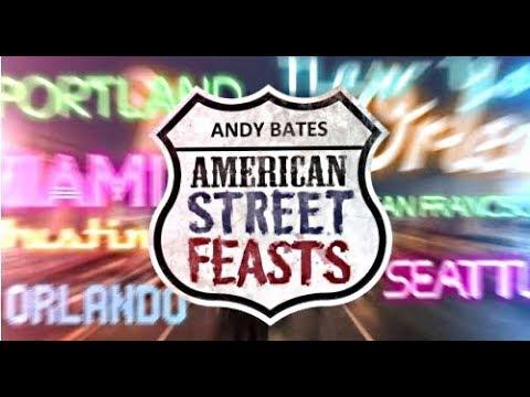 Американская уличная еда с Энди Бейтсом Сиэтл кулинарная революция