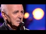 Charles Aznavour - Les deux guitars / Шарль Азнавур - Две гитары