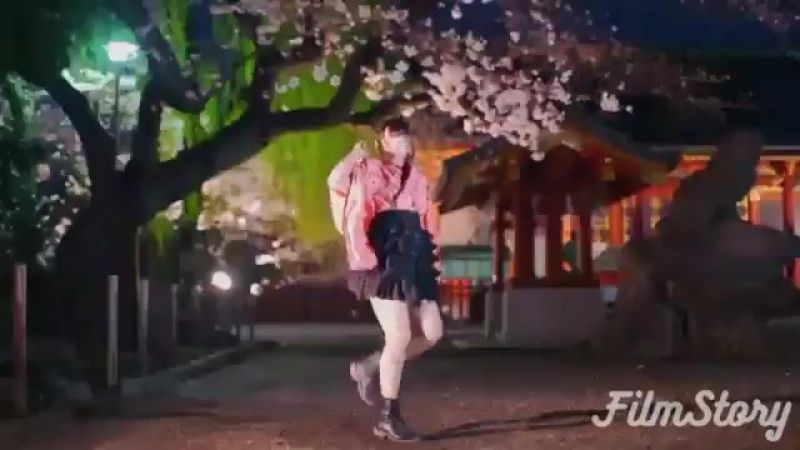 ニコニコ動画に上がっております動画です( ´∀`)!_続きは本編で_ok_woman__two_hearts__sparkles【くつしたちゃん】 トキヲ・ファンカ 踊ってみた 【夜桜❀】 _https ( SQ )
