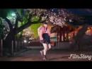 ニコニコ動画に上がっております動画です ´∀`!_続きは本編で_ok_woman__two_hearts__sparkles【くつしたちゃん】 トキヲ・ファンカ 踊ってみた 【夜桜❀】 _s SQ