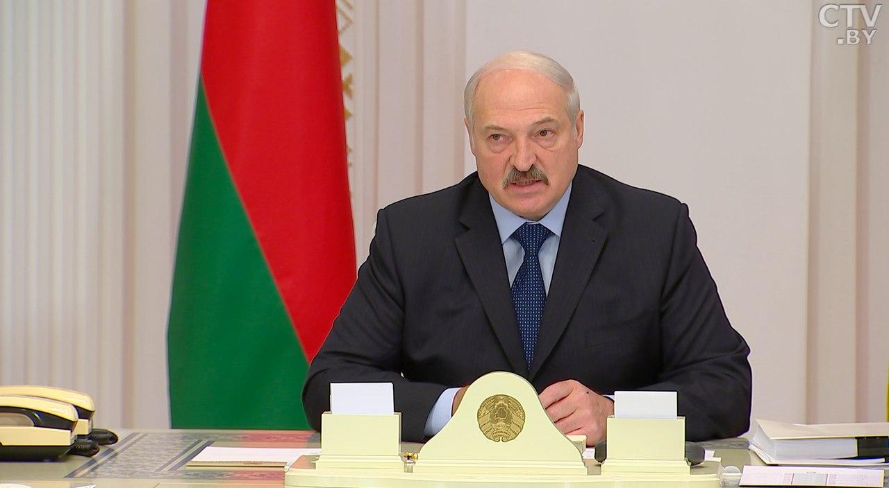 Разногласия между республикой Белоруссией иЗападом преодолены— Лукашенко