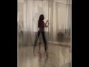Занятия Pole Dance у тренера Екатерины Королевой