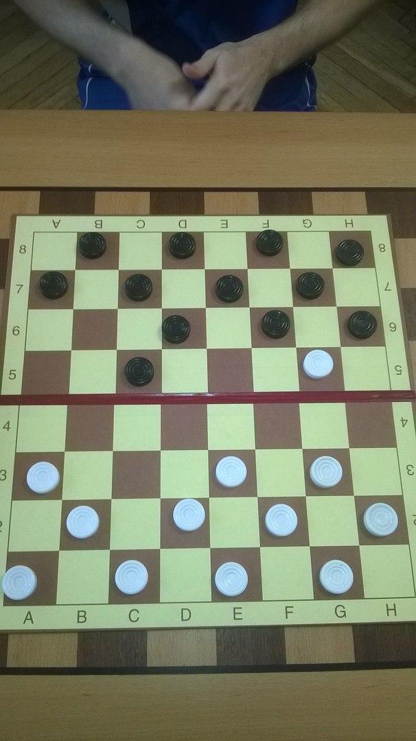 Фото с турниров по шашкам 2017