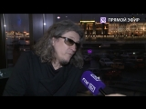 Эксклюзивное интервью с основателем группы «СерьГа» Сергеем Галаниным. Прямая трансляция