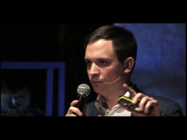 Znajdź swoją misję i zacznij zmieniać świat | Adrian Górecki | TEDxKatowice