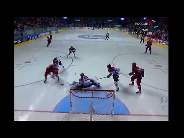 Россия - Канада 18.05.2008. Овертайм. Финал чемпионата мира по хоккею