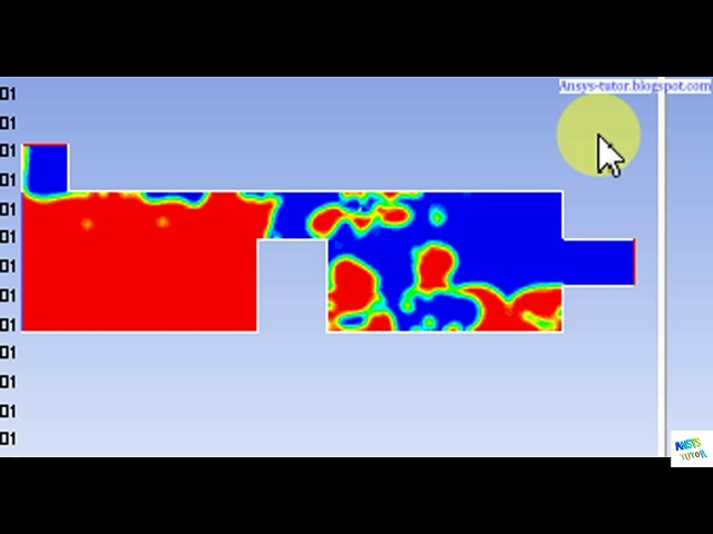 Two Phase Fluid Flow Analysis in ANSYS Fluent. ANSYS Tutorial