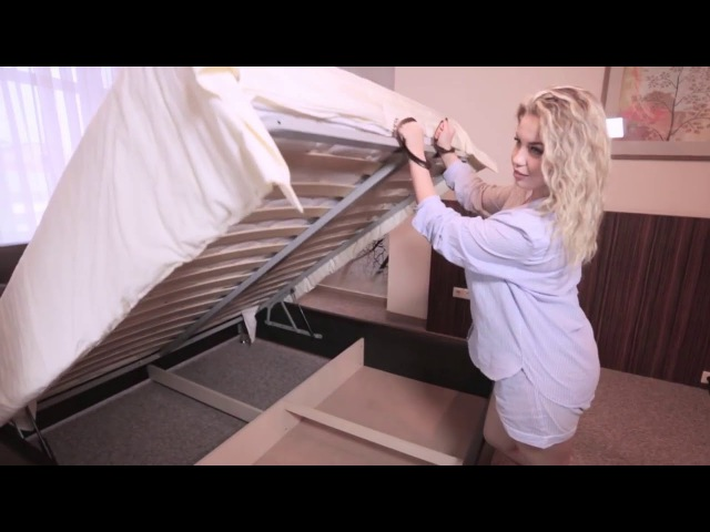 Кровать Кристалл 2S Производство компании Armos