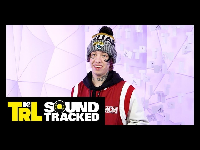 Lil Xan on How Lil Peep, Green Day Panic! At the Disco Influenced His Music   Soundtracked   TRL