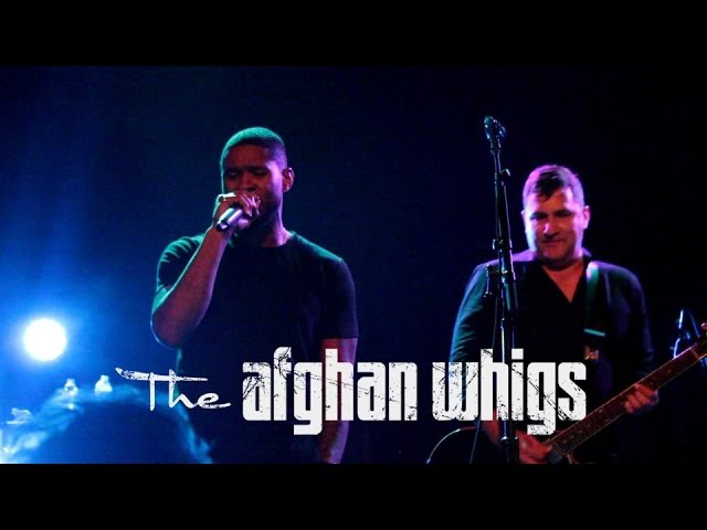 The Afghan Whigs w/ Usher - Climax live Brooklyn, NYC 10/05/14