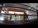 Веселый розыгрыш в спортзале чемпионка по тайскому боксу впервые пришла на тр