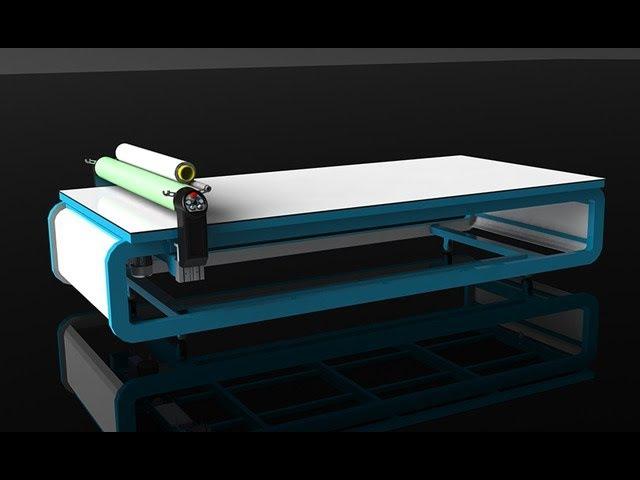 Планшетный ламинатор - Lami Desk