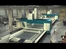 The Mega-flex: a 43-meter-long 5-axis Twin-Head CNC Machining Center
