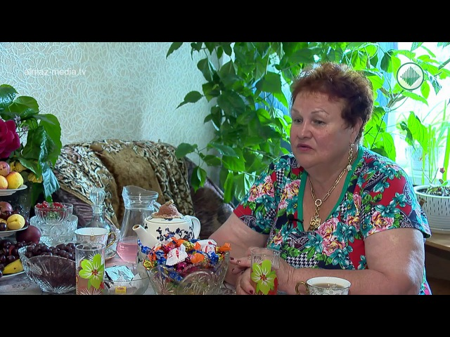 Люди алмазного края Анна Харьковская