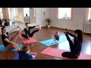 ЙогаДар: Анна Гулевич   Йогатерапия / Детская йога