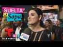 Jacky Bracamontes aclara dimes y diretes con Maite Perroni | Suelta La Sopa | Entretenimiento