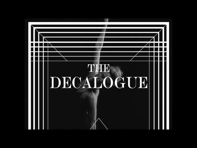 NYC Ballet - The Decalogue