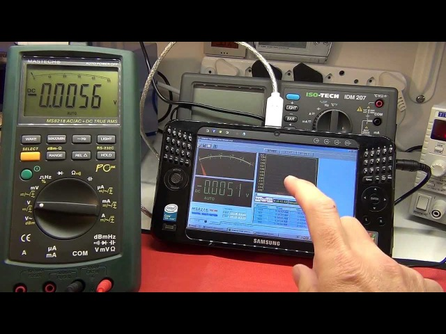 Multimeter Review buyers guide Part 2 - Mastech MS8218