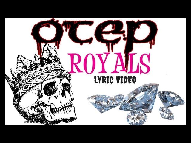 Otep - Royals (Lyric video)