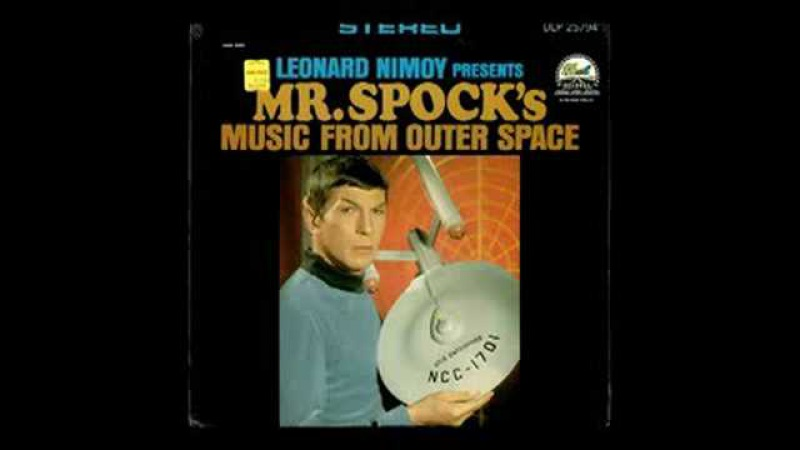 Leonard Nimoy - Music to Watch Space Girls By
