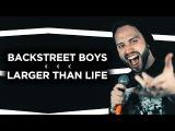 BACKSTREET BOYS - Larger Than Life (Metal cover version) Jonathan Young &amp Lee Albrecht
