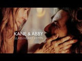 Kane &amp Abby glass heart hymn