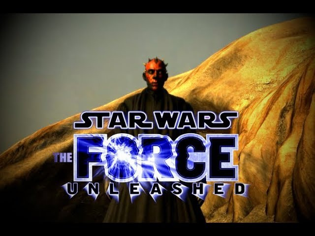 Star Wars: The Force Unleashed (PC) - Darth Maul Gameplay
