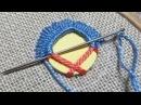Hand Embroidery : Mirror Work    Shisha Work