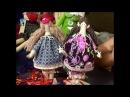 Шьём текстильную куклу в стиле Тильда. Мастер класс. Наташа Фохтина