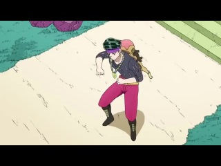 Rohan does the Safety Dance