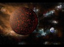 Новая эра Плоской Земли началась после замены его искусственного светильника Солнца