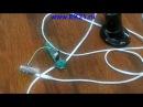 Симистор ардуино управление нагрузкой переменного тока 220В