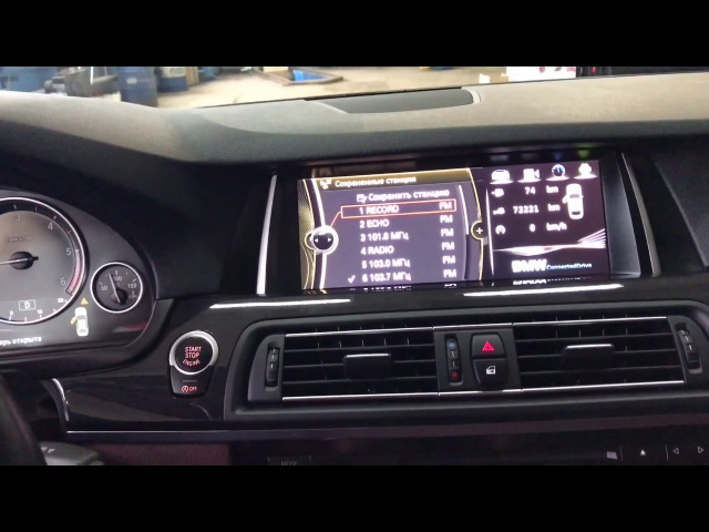 Автомагнитола MegaZvuk T3-2058 BMW 5er (F07 / F10 / F11) (2013-2016) на Android 6.0.1 10,25