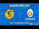 Highlights: Herbalife Gran Canaria - Galatasaray Odeabank Istanbul