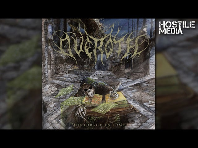OVEROTH The Forgotten Tome Full length Album Old School Death Metal