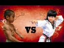 Ryusei imai vs Lin Qiunan Kung Fu Boys