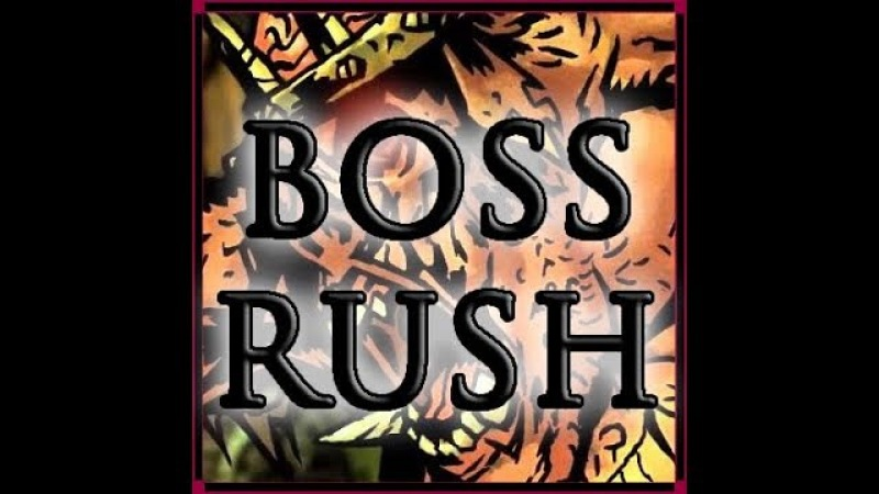 Darkest Dungeon - Boss Rush Mod (no buffs from shrines)