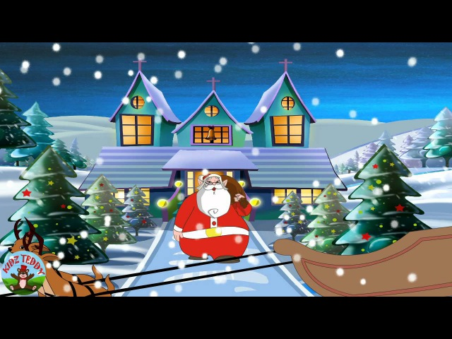 Jingle Bells - Nursery Rhymes with Lyrics