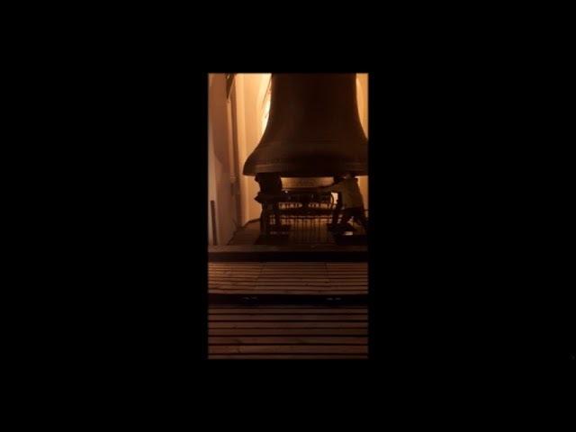 Свято-Троицкая Сергиева Лавра. Звон на вынос Плащаницы Богородицы 27.08.2017
