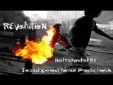 REVOLUTION - Hard Aggressive Street Rap Beat (Collab with Jacekdupa)