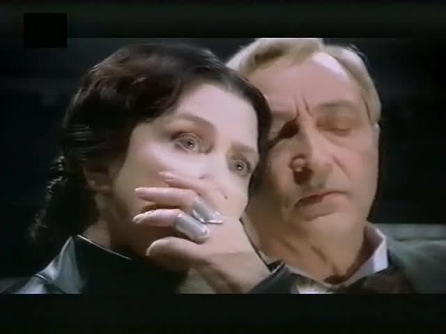 Алла Демидова. Фильм Смерть Таирова. 2004.