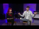 LIVE TALK with pop star Aaron Carter - YouTube
