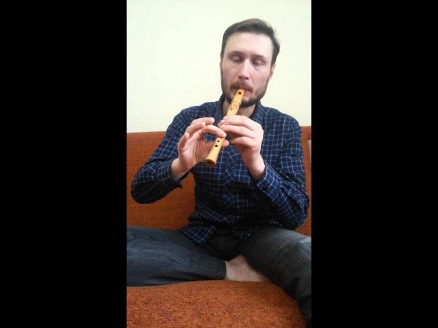 Игра на свирели Приемы техники исполнения трели на свирели
