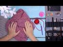 КРАСИВЫЙ бактус крючком 😍😍😍 Вязание Knit Mom