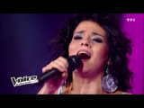 The Voice 2012 Sonia Lacen VS Lina Lamara - I'll Be There (The Jackson Five) Battle