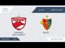 AFL18 Europa D 2 Dinamo Basel