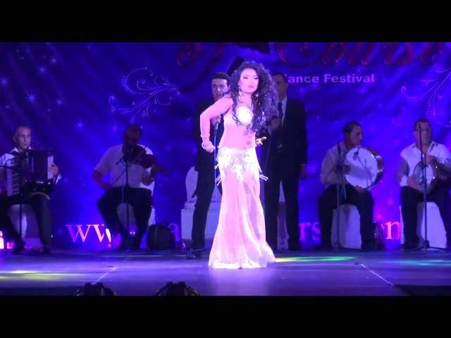 ALEXANDRA PAK AT RAQS OF COURSE CLOSING GALA-SHOW 2016. 2nd PART GABBAR