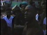 Lord Finesse Vs Percee P 1989 freestyle rap battle (liverare)