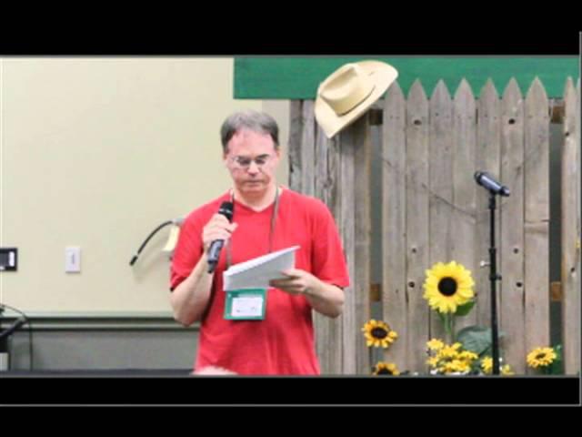 Bertilo Wennergren - Esperanto: Ĉu Racio aŭ Magio - Esperanto-USA Kongreso 2012