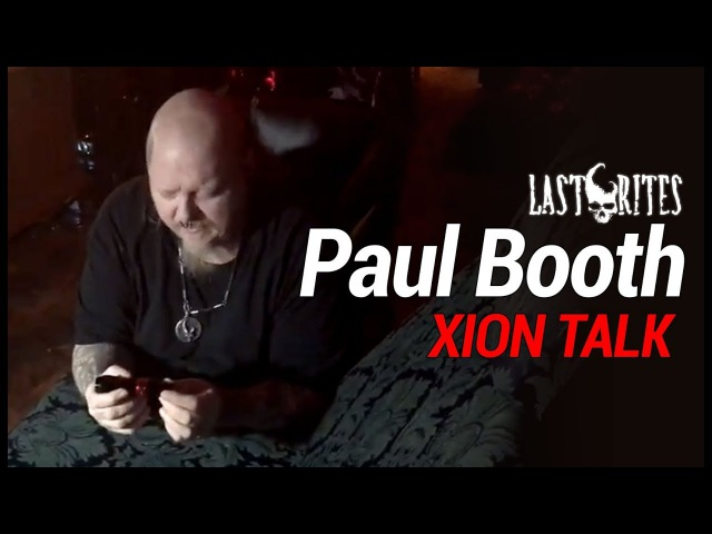 Paul Booth Talks about the Spektra Xion